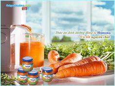Thức ăn dinh dưỡng chế biến sẵn Humana cà rốt nguyên chất (125g).Thành phần cấu tạo: cà rốt, nước.Thành phần cấu tạo: cà rốt, nước.Giá: 34.500 Đ