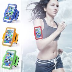 Waterproof Sports Running Armband Leather Case For iphone 6 4.7 inch Mobile Phone Holder Pounch Belt GYM Fashion @buycoolprice