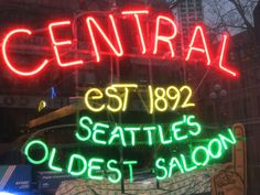 Central: Seattle's oldest