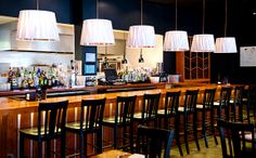 "LTO Kitchen - New Bar Design - Go see Jason ""mixologist"" at the bar!  Dallas, TX - UrbanDaddy | Slideshow"