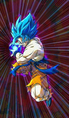SSJ blue son goku