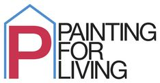 Logo system for Painting for Living by Experimental Jetset
