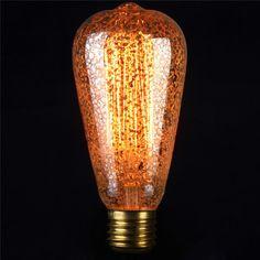 Vintage Retro Filament Edison Tungsten Light Bulb Antique Style Lamp LED in Home, Furniture & DIY, Lighting, Light Bulbs Light, Light Bulb, Filament Bulb, Led Lights, Incandescent Bulbs, Lights, Edison Light Bulbs, Vintage Bulb, Edison Lighting