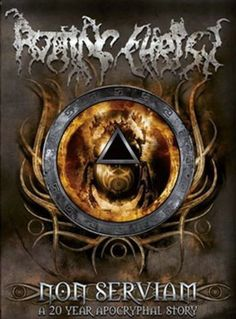 Rotting Christ - Non Serviam - A 20 Year Apocryphal Story - Encyclopaedia Metallum Rotting Christ, Best Buy Store, 20 Years, Cool Things To Buy, Track, Pure Products, Music, Art, Tattoos