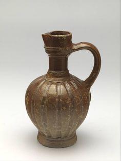 wine pitcher, Anonymous, 1575 - 1600 | Museum Boijmans Van Beuningen