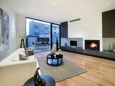Neutral living room idea from a real Australian home - Living Area photo 363585