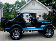 1984 Jeep CJ7 Renegade - Jeep CJ7