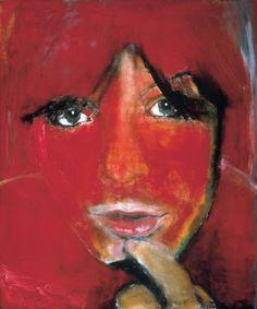 Jule-die Vrou by Marlene Dumas