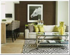 How to Choose an Area Rug | Maria Killam. Great information!