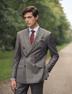 Men's Designer Suits | Hawes & Curtis