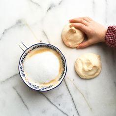 Snickerdoodle Meringue Cookie   A Pleasant Little Kitchen Recipe