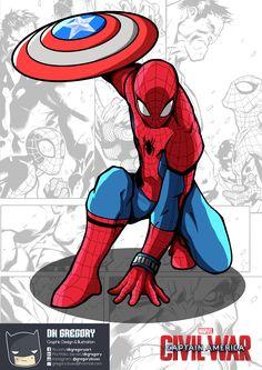 gambar spiderman 3 - photo #17