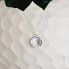 Precious Necklace To Remember A Precious Little One