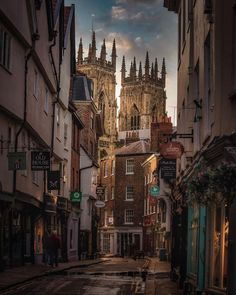 Cathedral City, Barcelona Cathedral, Domesday Book, York Uk, Places In England, Shopping Street, Old Building, Cozy Place, English Countryside