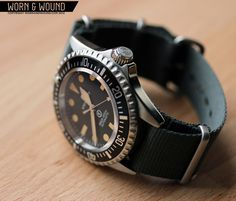 Worn&wound's definitive review of the Steinhart Ocean Vintage Military, a.k.a. the OVM. This Mil-Sub Homage scores high on style and even higher on value.
