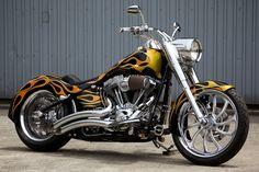 Harley 2009 TWIN CAM FAT BOY [ 2-RISE ]