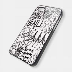 The Beatles  iPhone Case And Samsung Galaxy Case Available for iPhone Case iPad Case iPod Case Samsung Galaxy Case Galaxy Note Case HTC Case Blackberry Case,were ready for rubber and hard plastic material, Ready for the new one iPhone 6