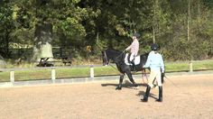 Lessons on the Lunge | Deep seated and secure- Part 4 | HorseandRider UK