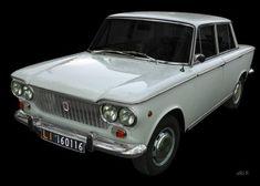 Fiat 1500 in Originalfarbe