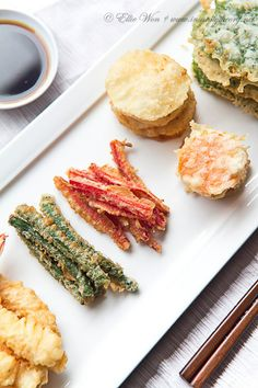 Read my guide on how to make make the perfect deep-fried tempura every time!
