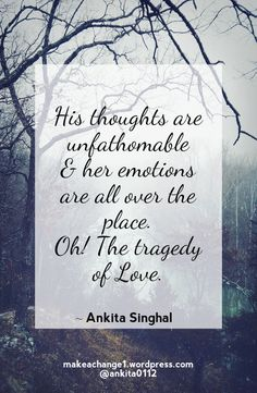 Love quote, picture quote, ankita singhal