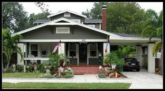 Bungalow style, dream house!