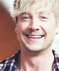 Perfect smile. Love.
