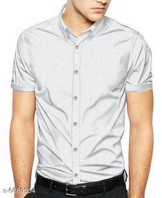 Shirt Fabric Stylish Men's Cotton Shirt Fabric  Fabric: Cotton Pattern: Printed Type: Un-stitched Multipack: 1 Sizes: 2.5m Sizes Available: 2.5m *Proof of Safe Delivery! Click to know on Safety Standards of Delivery Partners- https://ltl.sh/y_nZrAV3  Catalog Rating: ★4 (3337)  Catalog Name: Urbane Sensational Men Shirt Fabric CatalogID_1099973 C70-SC1719 Code: 873-6889954-
