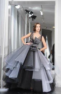 Paris Fashion Week: Dior Haute couture spring-summer 2012