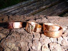 Metalclay ring