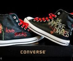 The Vampire Diaires shoes