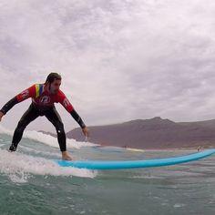 Nuestros #alumnos #disfrutan del #Surfing con total #seguridad en la #playa de #Famara #Lanzarote #famarabeach  #surflanzarote #lanzarotesurf #islascanarias #surfschool #escueladesurf #lasantasurfprocenter #lasantaprocenter #lasantasurf #surflessons #surfcoach #surfcoast #surfcoaching #surfcanarias #canarias #isladelanzarote  http://ift.tt/SaUF9M