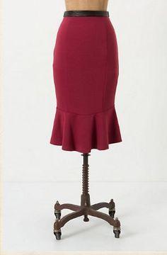 MADEMOD  Long Accordion-Pleat Skirt – American Apparel