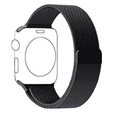 35% OFF Apple Watch Band, Fully Magnetic Closure Clasp Mesh Milanese Loop S/S iWatch Band Replacement Bracelet Strap for Apple Watch Series 1&2 ($8.45 w/Coupon: ZPRVU9IU)