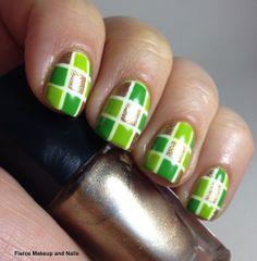 17 St. Patrick's Day Nail Ideas - Fashion Diva Design