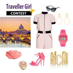 Rome outfit