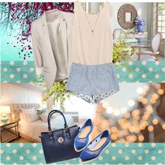 In to the blue... by zoenian on Polyvore