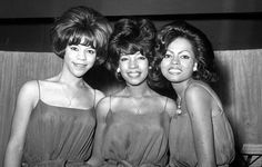 b9701617 The Supremes - 'Stoned Love' Recorded just after Diana Ross left The  Supremes to