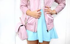 This is so cute! It reminds me of cotton candy!