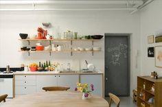 New York Interior - les bulles de Miluccia #InteriorDesign #kitchen