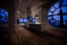 The Clock Tower by Minimal - CAANdesign | Architecture and home design blog