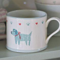 Monty & Maisy Straight Mug