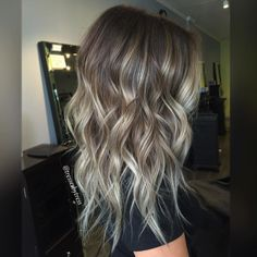 "335 Likes, 39 Comments - Tressa Yanchuk (@tressesbytress) on Instagram: ""That ash blonde though """