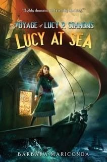 2nd book of the Lucy P Simmons trilogy.