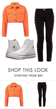 """""""Untitled #7"""" by kacis-kacis on Polyvore featuring Converse"""