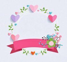 new Ideas design logo olshop kosong Flower Backgrounds, Wallpaper Backgrounds, Boarder Designs, Flowery Wallpaper, School Frame, Borders And Frames, Paper Frames, Note Paper, Flower Frame