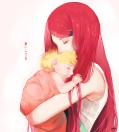 Mother's Day (Kushina & Naruto)