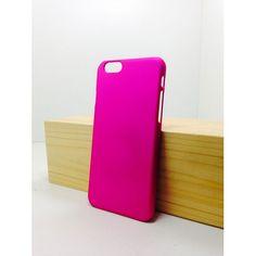 iPhone - Пластиковый чехол - Малиновый iPhone 6