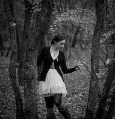 Her lost by simonamoon.deviantart.com on @DeviantArt