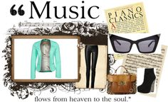 """""""rock on"""" by oneandonly7 on Polyvore"""